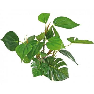 Искусственное растение в аквариум