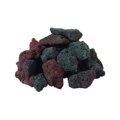Вулканическая лава крошка для аквариума